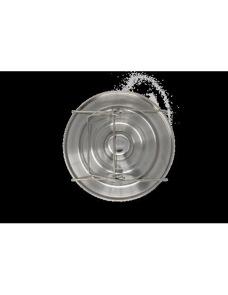 Tapa de la cubeta de acero inoxidable: VaporCook.