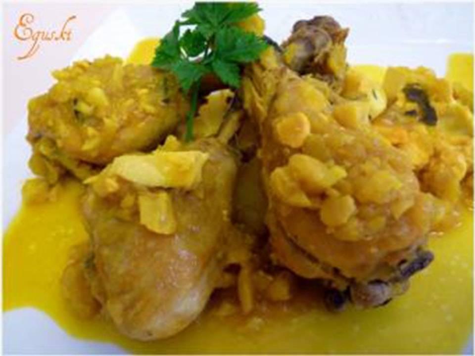 Recetas FussionCook: Jamoncitos de pollo a la Pepitoria.