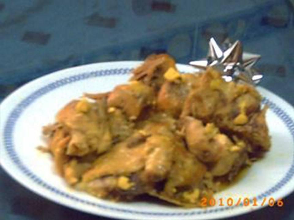 Recetas FussionCook: Pollo de Corral.