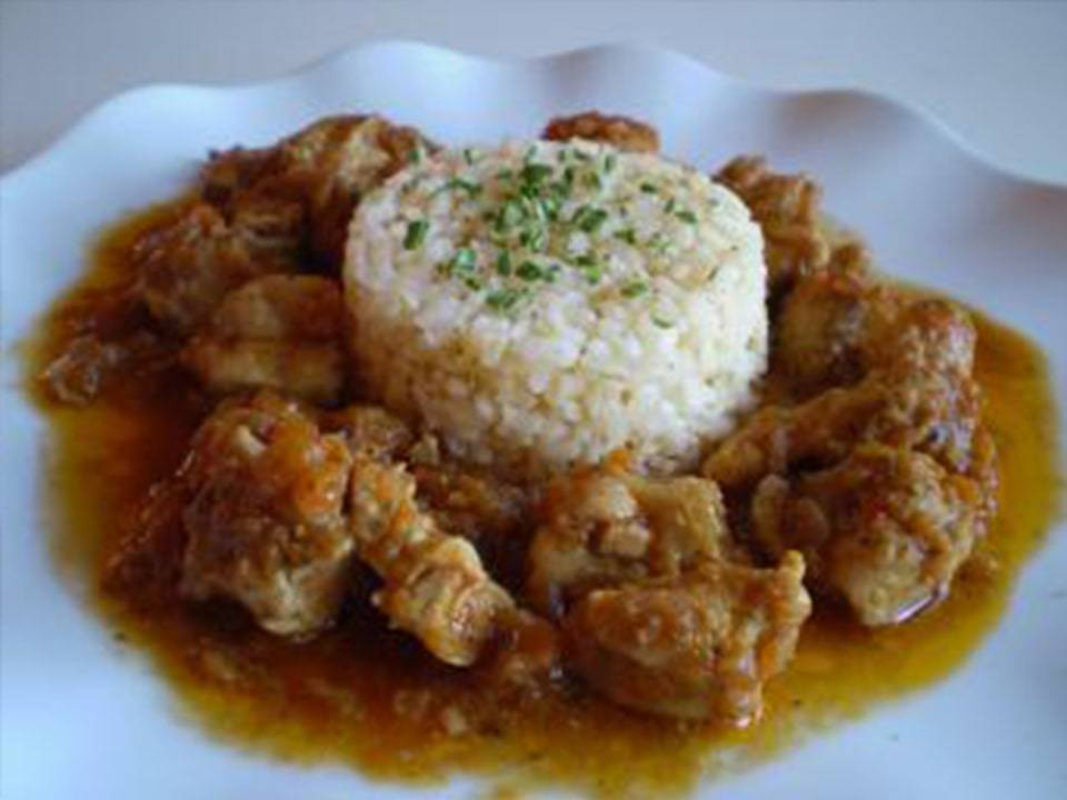 Pollo Especiado (FC Home cooking)