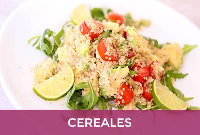 Vídeo-recetas de FussionCook a base de cereales