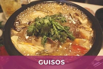 Vídeo-recetas de FussionCook: Guisos.