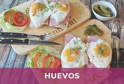 Vídeo-recetas de FussionCook: Huevos.