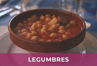 Vídeo-recetas de FussionCook: Legumbres.