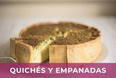 Vídeo-recetas de FussionCook: Quichés y empanadas.