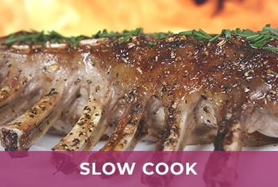 Vídeo-recetas de FussionCook: Slow cook.