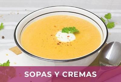 Vídeo-recetas de FussionCook: Sopas y cremas.