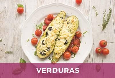 Vídeo-recetas de FussionCook: Verduras.