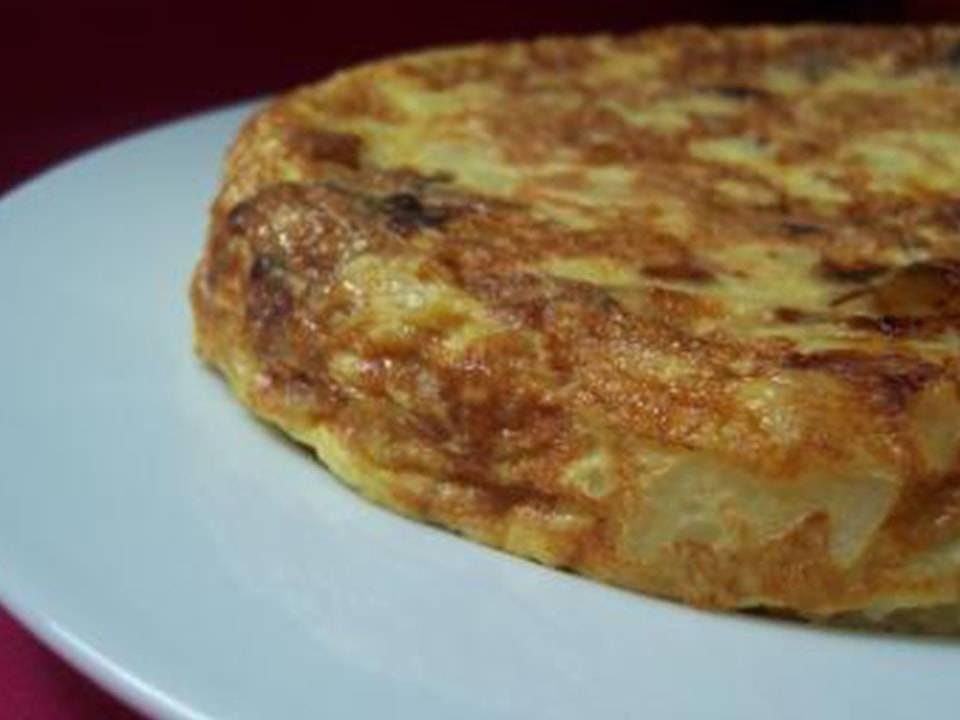 Tortilla de Patata y Calabacín (FC Touch Advance)