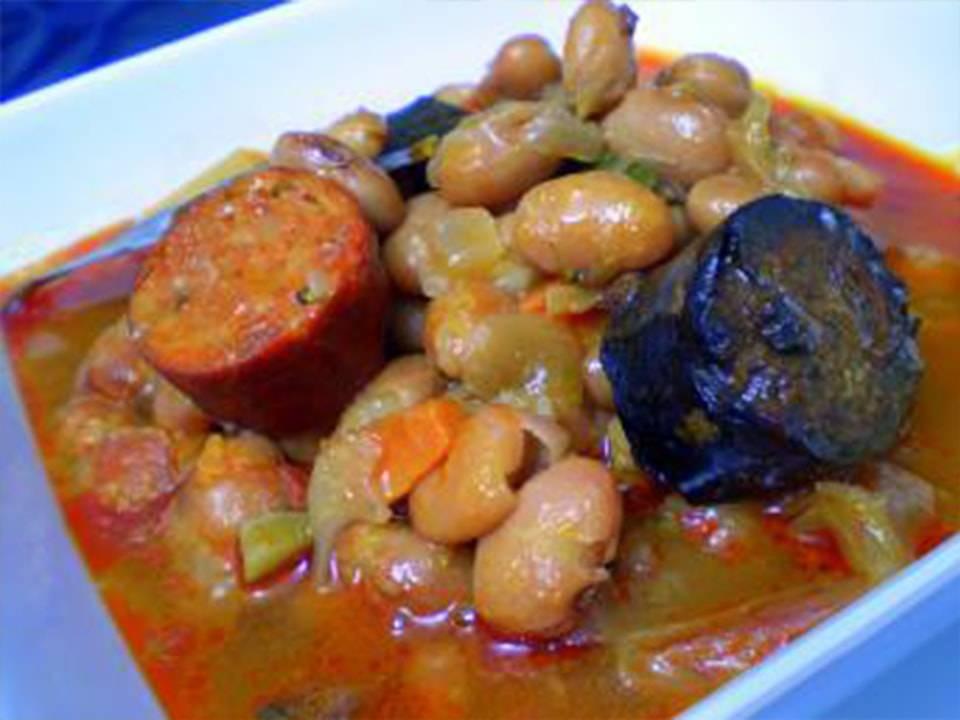 Potaje de Judías Pintas (FC Home cooking)