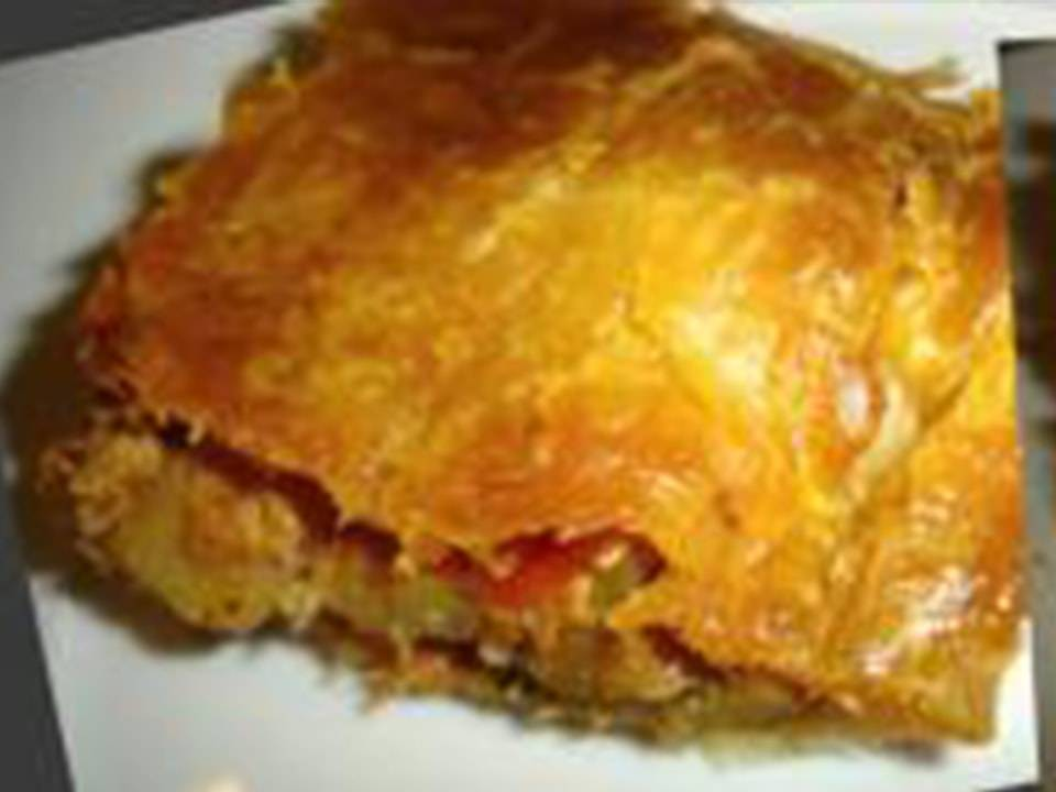 Empanada de Atún y Pisto.