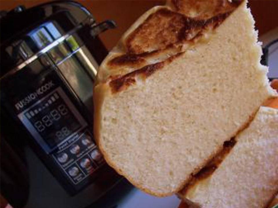 Imagen dReceta de pan de huevo y leche.e un pan de huevo y leche.