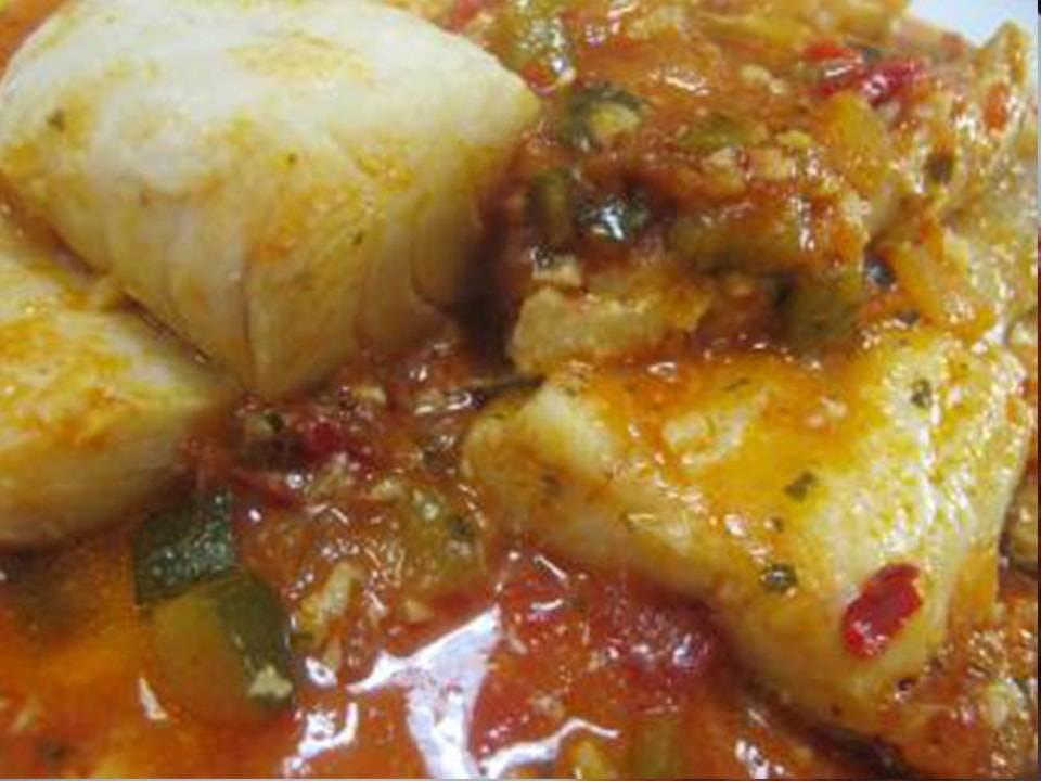 Bacalao a la Vizcaína (FC Home cooking)