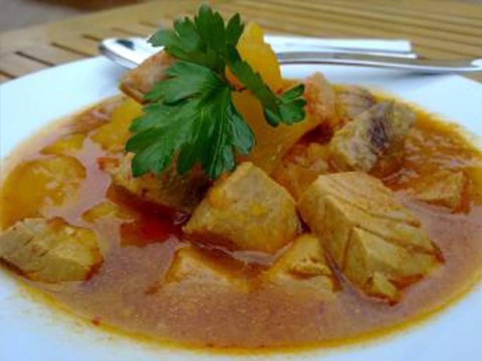 Marmitako de Atún (FC Home cooking)