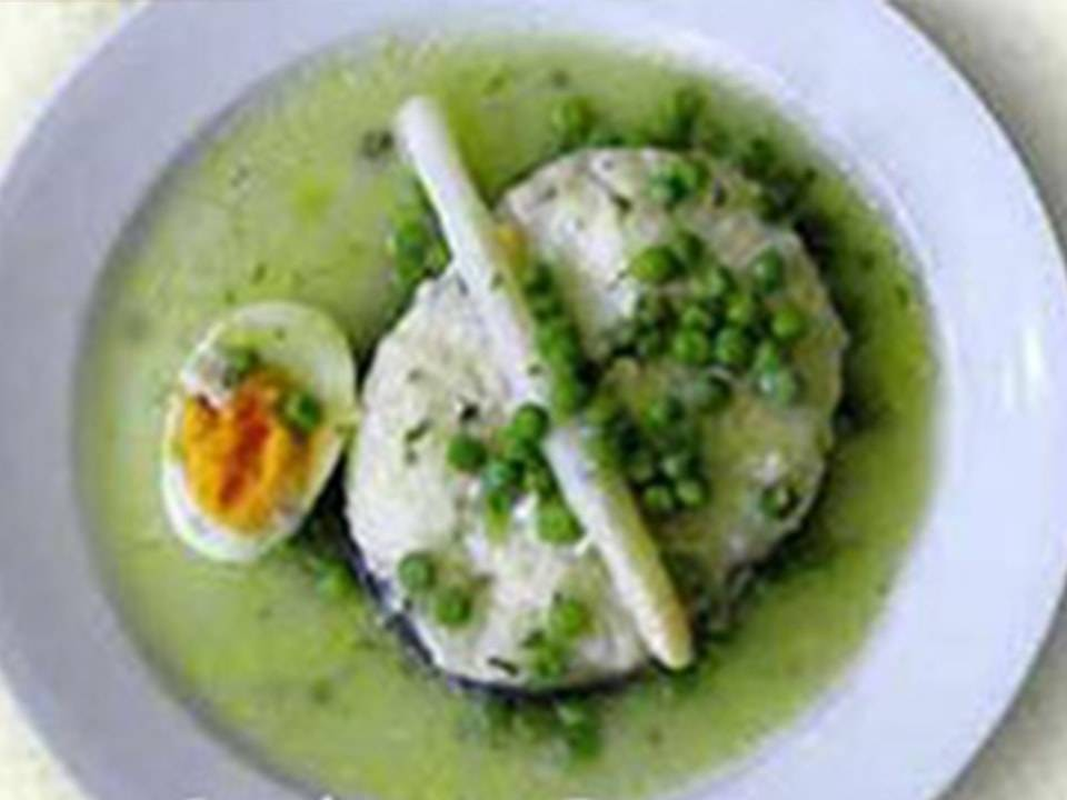 Filete de Merluza en Salsa Verde