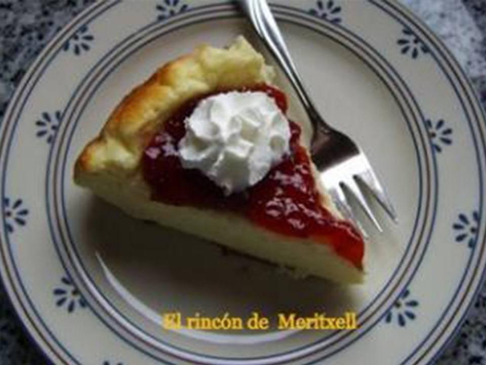 Recetas FussionCook: Cheesecake.