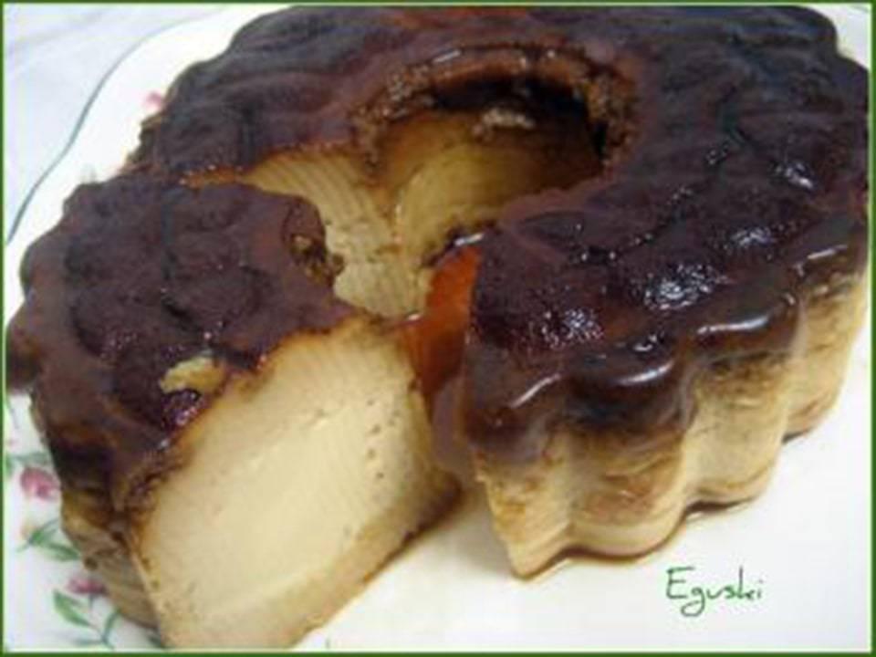 Pudding de Galletas