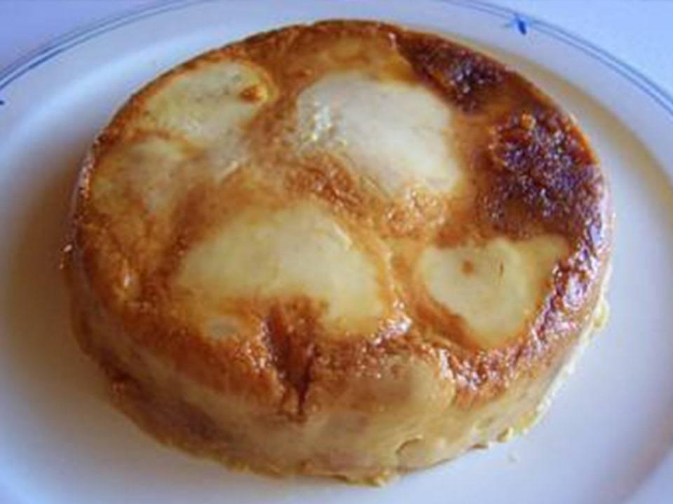 Pudding de Magdalenas