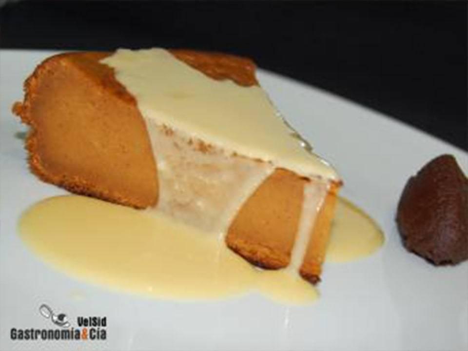 Recetas FussionCook: Tarta de Batata.
