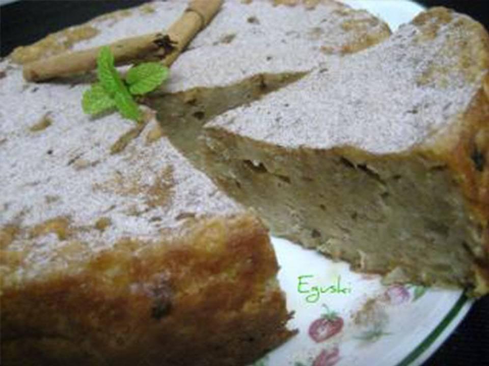 Tarta de Manzana y Galletas de Canela