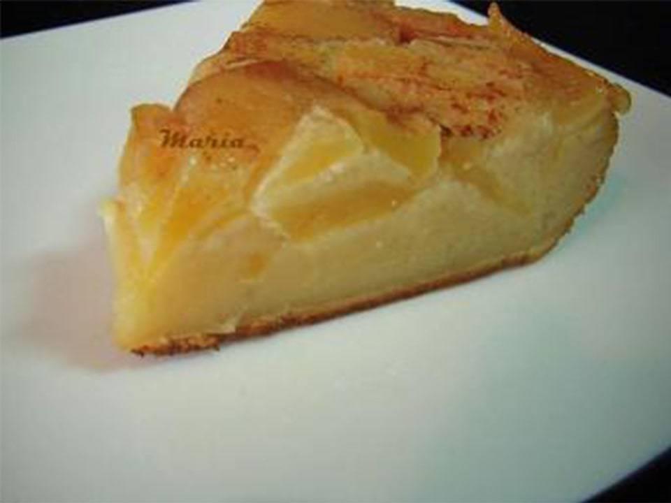 Tartita de Manzana y Vainilla con Toque de Ron