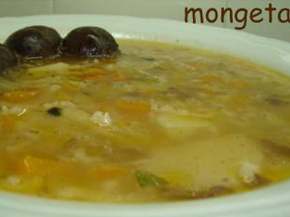 Sopa de Invierno.