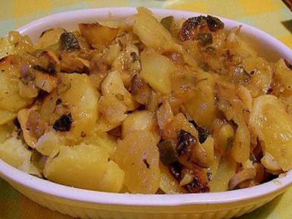 Recetas FussionCook: Patatas Panadera